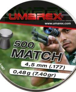 Umarex Match 4,5mm 0,48g Till salu
