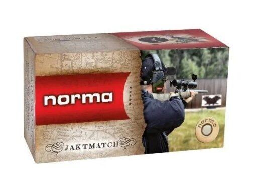 Norma 8x57JRS Jaktmatch 8,0g