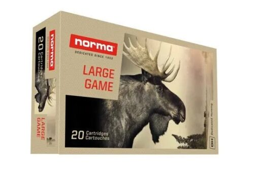 Norma 9,3x62 Oryx 18,5g