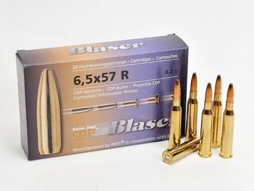 Blaser 6,5x57R CDP