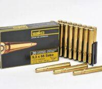 Sako 9,3x66 - 18,5g Solid