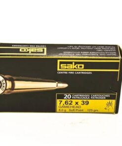 Sako 7,62x39 Gamehead 8,0g