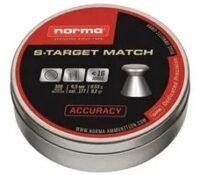 Norma S-target Match 4,5mm 0,53g