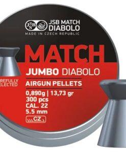 JSB Match Jumbo 5,50mm - 0,890G