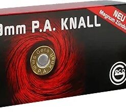 Startpatroner PAK 9mm