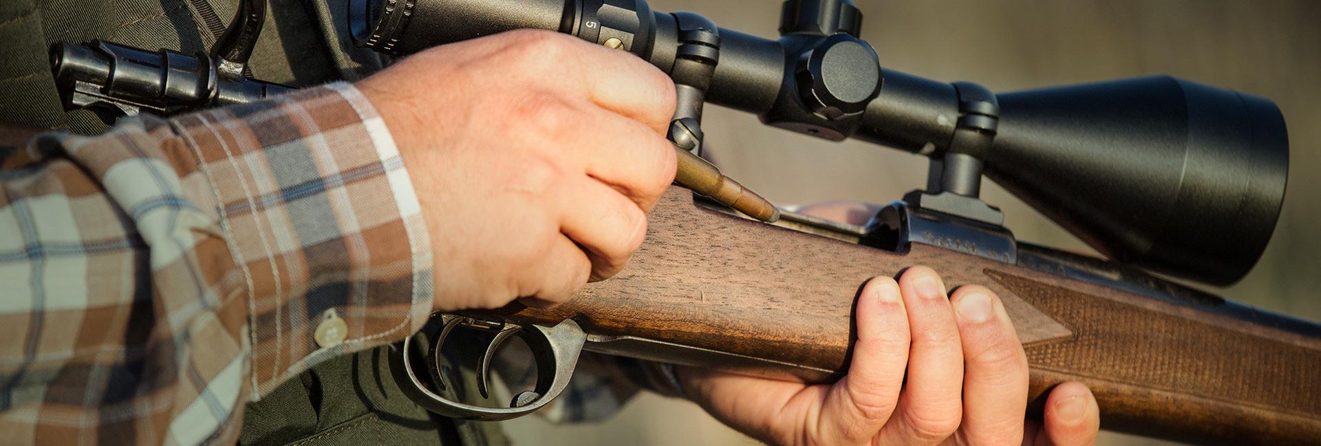 hunter rifle 1
